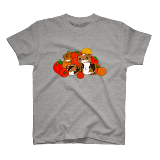 n555のとまともるず T-shirts