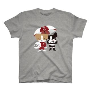 レーシングドッグ T-shirts