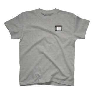 WINDOW mini T-shirts