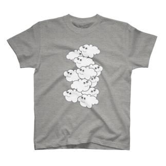 くもん太くん達 T-shirts