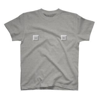 Lower_Raise(Gray) T-shirts