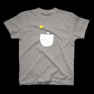 石川ともこのポケットから月 T-shirts