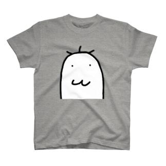 うじ坊 T-shirts