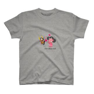 シュールなoni T-shirts