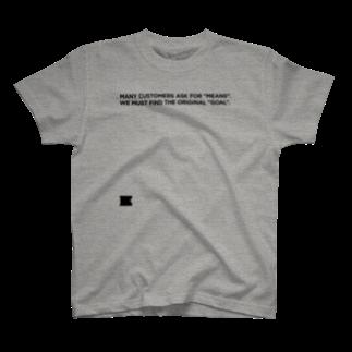 bowlgraphicsのT2 T-shirts