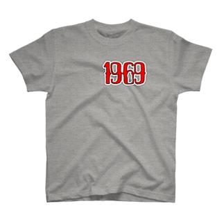 【1969】 全23色 T-shirts