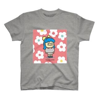TOKYO2018 T-shirts