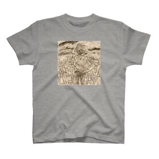 センチメンタルと思春期 T-shirts