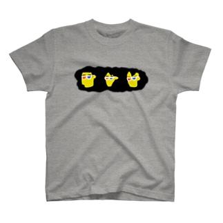 3Dシアター(ミニ) T-shirts