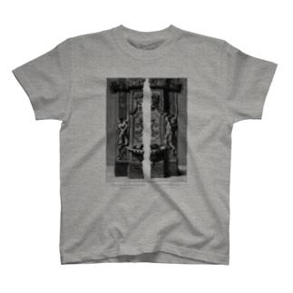 グロッタ<アンティーク・イラスト> T-shirts