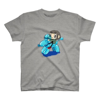 のるカメダ 001:いぬ T-shirts