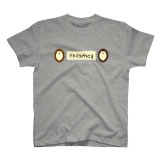 ハリネズミ-2 T-shirts