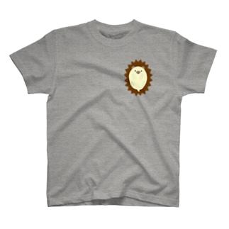 ハリネズミ-1 T-shirts