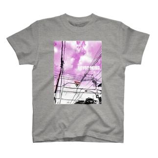 一旦停止 T-shirts