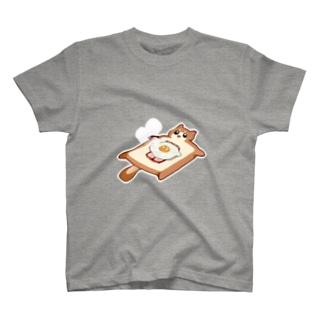 クロックムッシュなモモンガ T-shirts