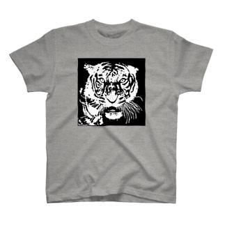 ブルース・リー先生 お気に入りの寅 🐯 T-shirts