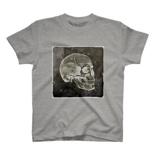 💀スカル T-shirts