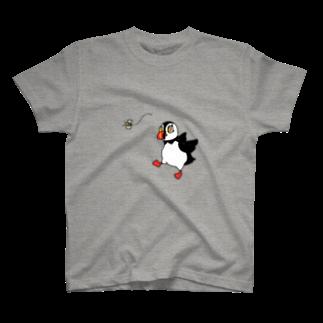 dappeのパフィンちゃん T-shirts