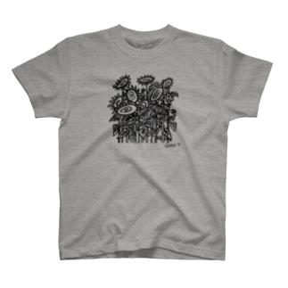 向日葵Ⅱ T-shirts