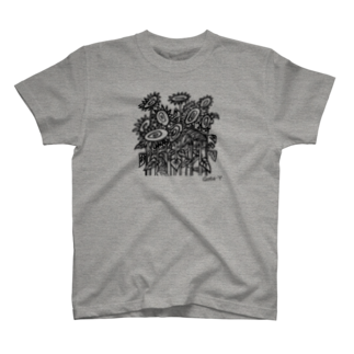 ゴータ・ワイの向日葵Ⅱ T-shirts