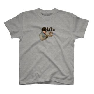 エリートパターン2 T-shirts