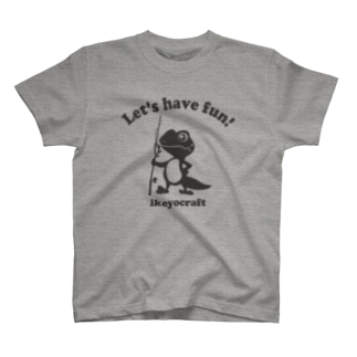 レオパグレイ Tシャツ