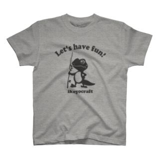 レオパグレイ T-shirts