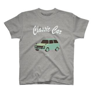 Classic Car T-shirts