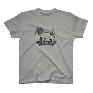 ボードじゃっさん T-shirts