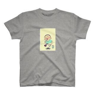 いただきまーす!! Tシャツ