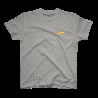 いぬころ@柴犬屋のバタードッグ  T-shirts