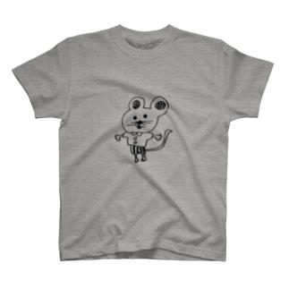 ねずみくん T-shirts