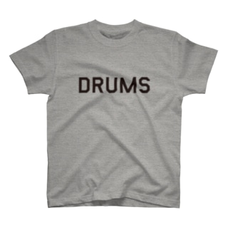 DRUMS T-shirts