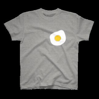 タケトリの籠の目玉焼き T-shirts