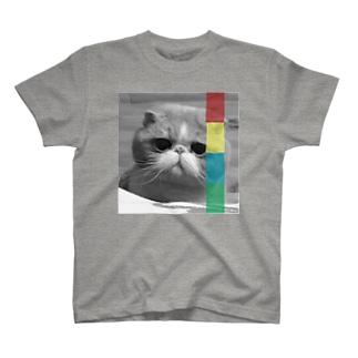 グレイなププ T-shirts