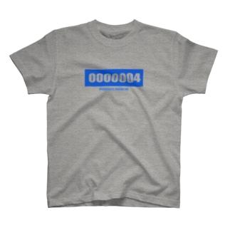 思いついた言葉集めましたのHappiness stacks up.004 T-shirts