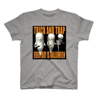 Y&L/01_Ghost Bone T-shirts