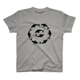 いるかあかるい T-shirts