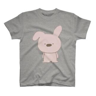 うさぎちゃん(heazu) T-shirts