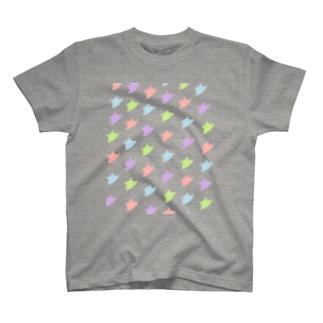メンダコ(mendaco) T-shirts