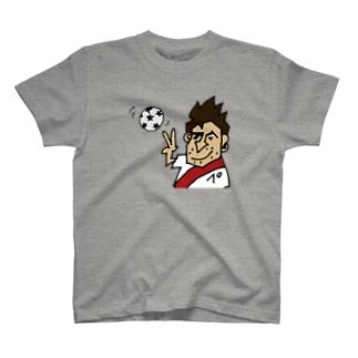 ルイス・オガタくん T-shirts