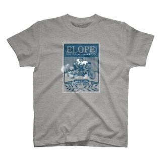 アンビヴァレントな駆け落ちマガジン「ELOPE」 T-shirts