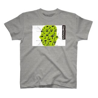 Coexistence 横 T-shirts