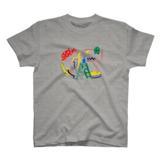 スタジオ T-shirts