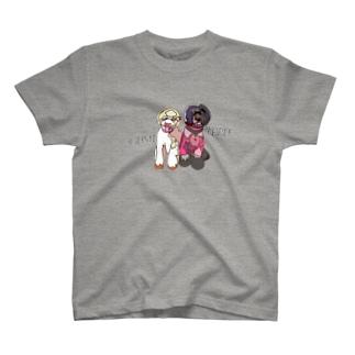 ハルぐみsister's T-shirts