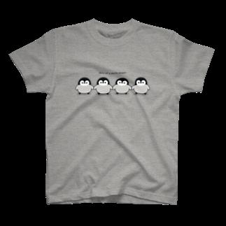 DECORの心くばりペンギン / なかよしver. T-shirts