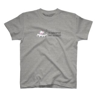 ローズはリハーサル中 T-shirts