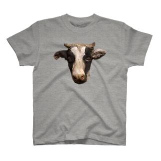 空の下の薪と虫 T-shirts