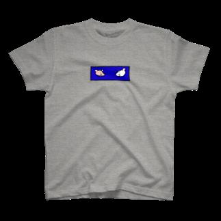 takaokadakeのラッツ T-shirts