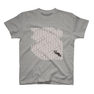 UH5 TV Series+ ver. 白プリント T-shirts